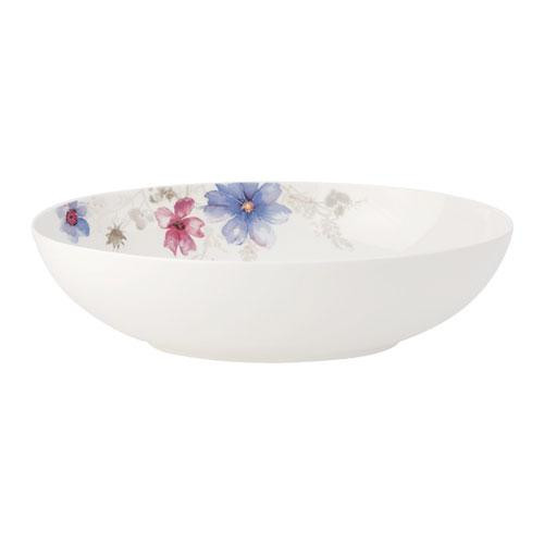 Villeroy & Boch,'Mariefleur Gris Basic' Serving Bowl oval 32 cm