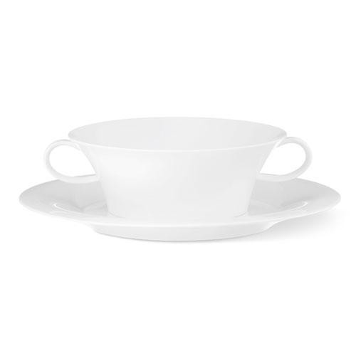 KPM,'Berlin white' Soup Cup 15 cm