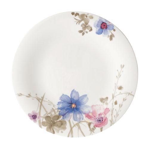 Villeroy & Boch,'Mariefleur Gris Basic' Breakfast Plate 21 cm