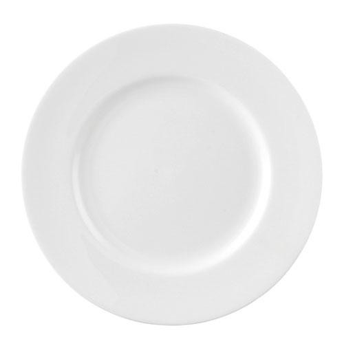 Rosenthal Selection,'Jade white' Breakfast plate rim-shaped 23 cm