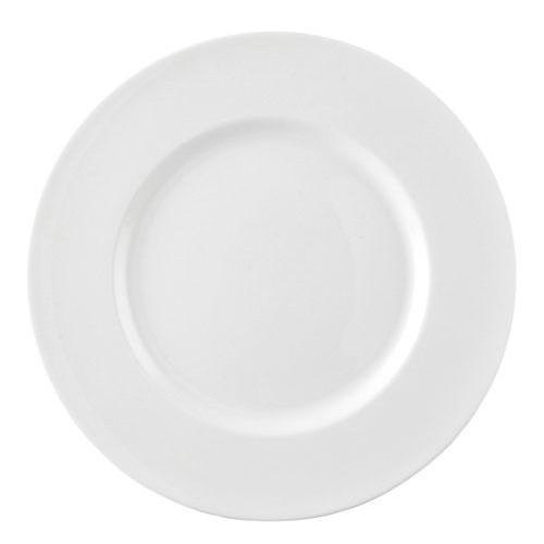 Rosenthal Selection,'Jade white' Dinner plate rim-shaped 27 cm