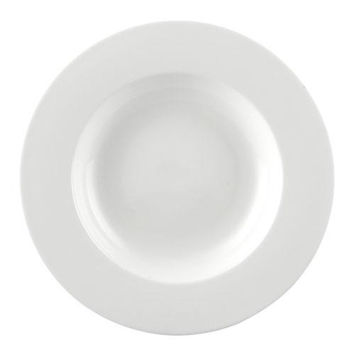 Rosenthal Selection,'Jade white' Soup plate rim-shaped 23 cm