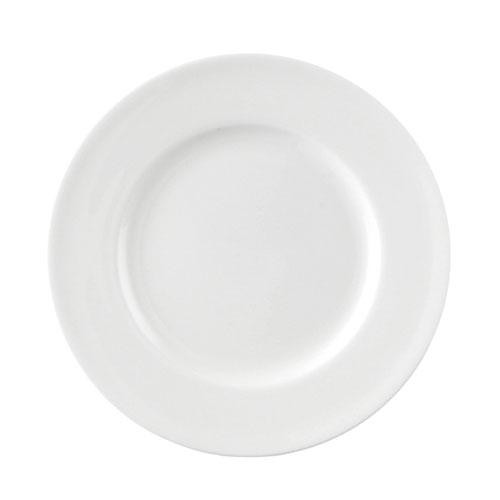 Rosenthal Selection,'Jade white' Breakfast plate rim-shaped 16 cm
