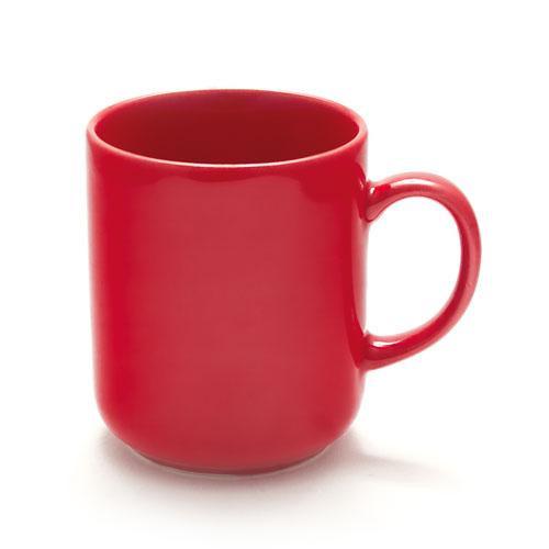 Friesland,'Happymix Red' Mug with Handle 0,4 L