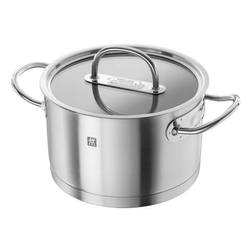 Zwilling,'Cookware Prime' Stock Pot with Lid 3.8 L / 20 cm