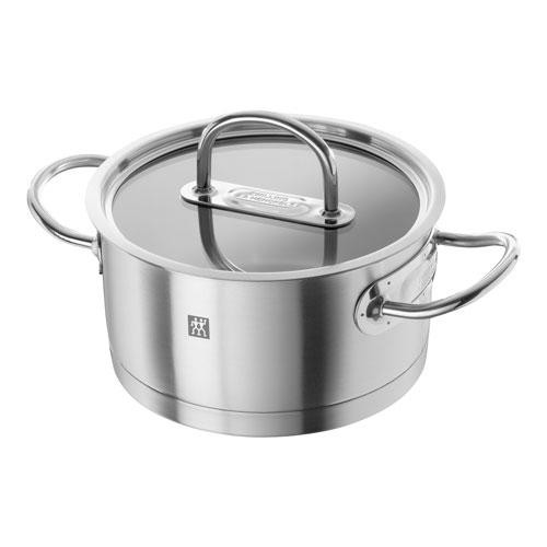 Zwilling,'Cookware Prime' Stock Pot with Lid 2,5 L / 18 cm