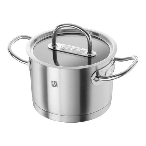 Zwilling,'Cookware Prime' Stock Pot with Lid 2,4 L / 16 cm