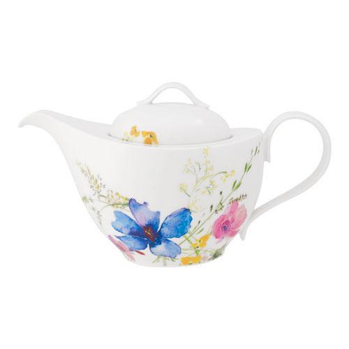 Villeroy & Boch,'Mariefleur Basic' Teapot for 6 persons,1.2 l