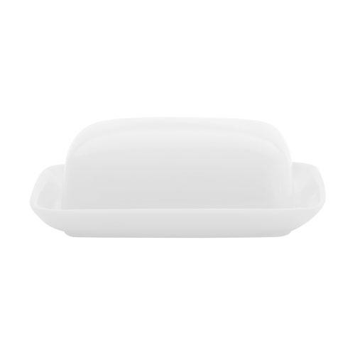 Kahla,'Pronto white' Butter Dish angular