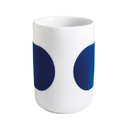 Kahla,'Five Senses touch Banderole' Cup large dark blue 0,35 L
