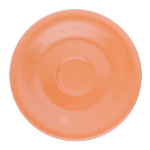 Kahla,'Pronto Colore orange' Saucer 16 cm
