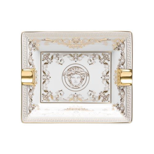 Rosenthal Versace,'Medusa Gala Geschenke' Ashtray 13 cm