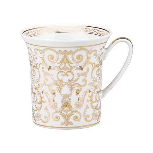Rosenthal Versace,'Medusa Gala' Mug with handle 0.35 L