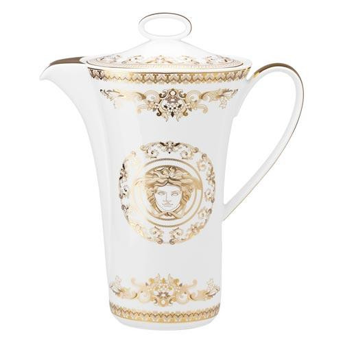 Rosenthal Versace,'Medusa Gala' Coffee pot for 6 pers. 1.20 L