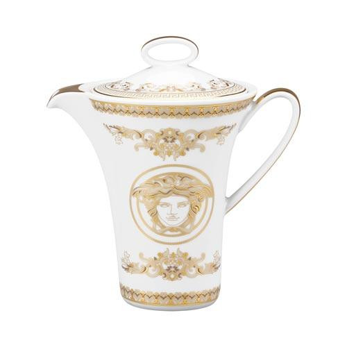 Rosenthal Versace,'Medusa Gala' Coffee pot for 6 pers. 0.22 L