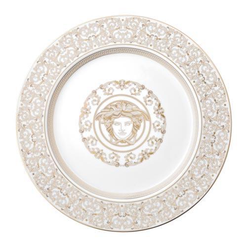 Rosenthal Versace,'Medusa Gala' Charger plate / underplate 20 cm