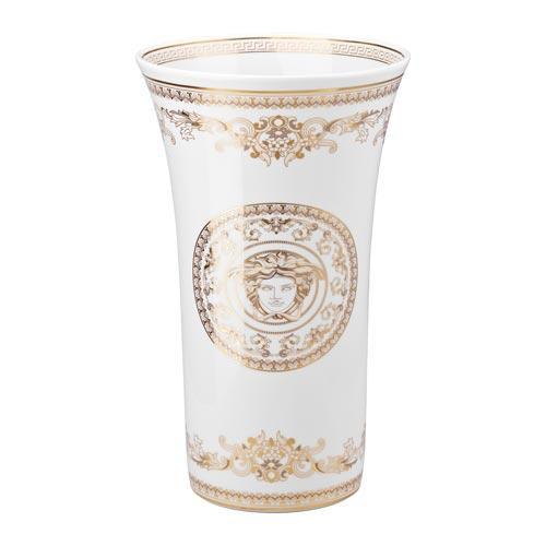Rosenthal Versace,'Medusa Gala Geschenke' Vase 26 cm