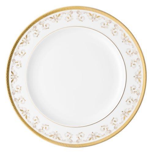 Rosenthal Versace,'Medusa Gala Gold' Dinner plate 27 cm