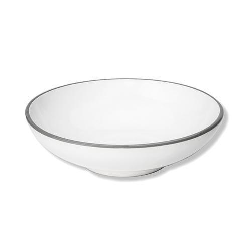 Gmundner Keramik,'Grauer Rand' Bowl (large) 17 cm