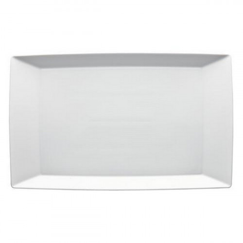 Thomas Loft white rectangular tray 39x25 cm