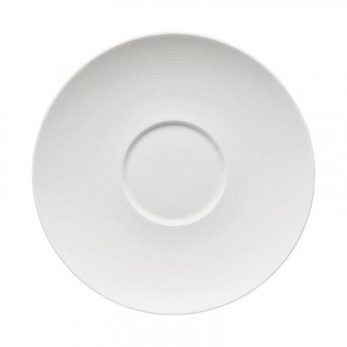 Thomas Loft white Jumbo saucer 19 cm