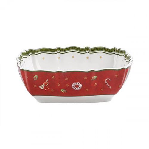 Villeroy & Boch,'Toy's Delight' Serving bowl 16x16 cm