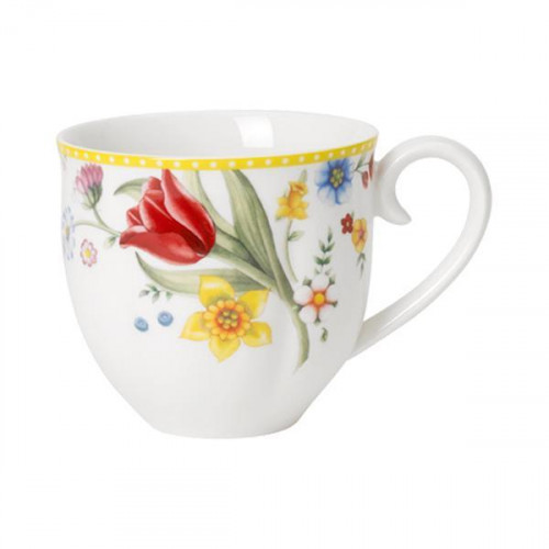 Villeroy & Boch,'Spring Awakening' Cup with handles 0.40 l