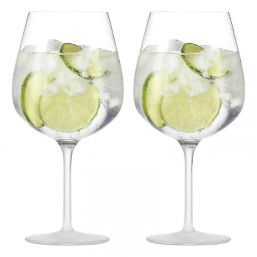 Eisch,'Secco Flavoured' Gin Tonic glass set + giftbox 2 pcs / 735 ml