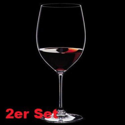 Riedel Glasses 'Vinum' Brunello Di Montalcino 2 pcs Set 21.8 cm