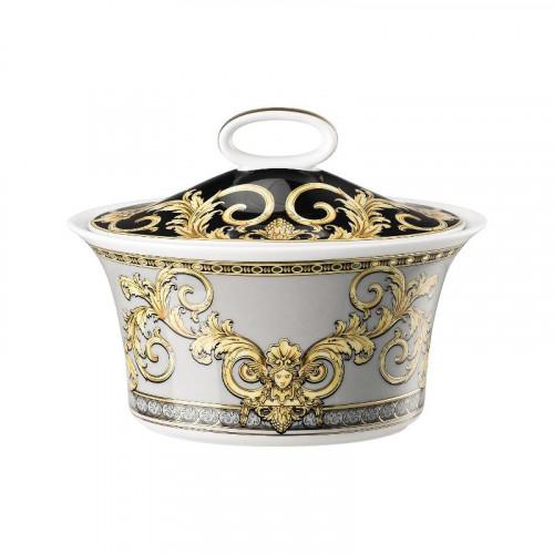 Rosenthal Versace,'Prestige Gala' Sugar bowl for 6 persons 0.21 l