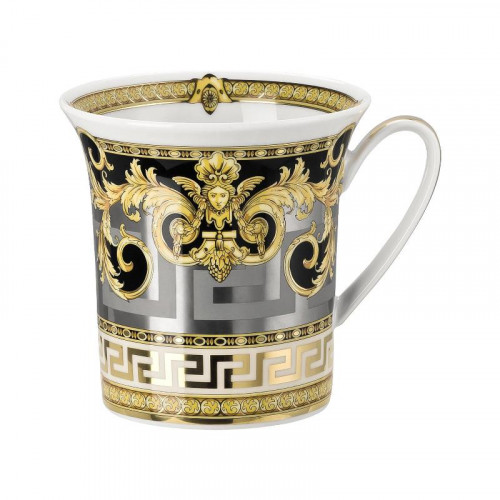 Rosenthal Versace,'Prestige Gala' Mug with handle 0.35 l