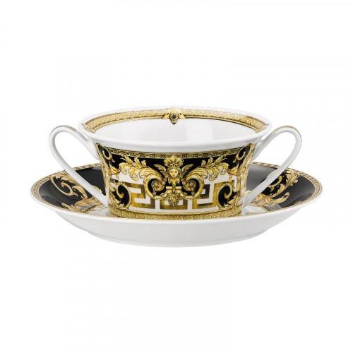 Rosenthal Versace,'Prestige Gala' Soup bowl 0.30 l 2 pcs set