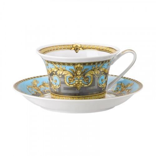 Rosenthal Versace,'Prestige Gala Le Bleu' Tea cup 0.22 l 2 pcs