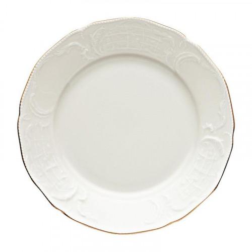 Rosenthal Selection,'Sanssouci Elfenbein Gold' Breakfast plate,21 cm