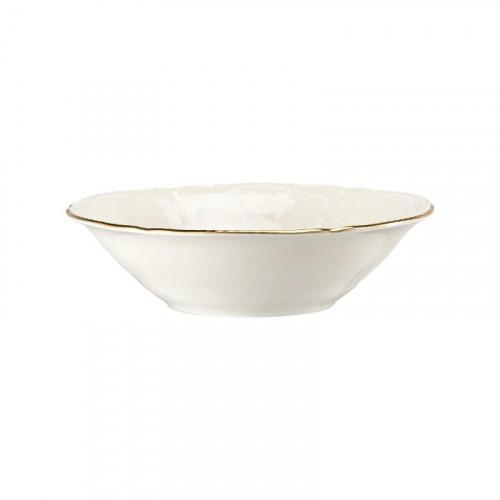 Rosenthal Selection,'Sanssouci Elfenbein Gold' Dessert bowl,15 cm / 0,27 l