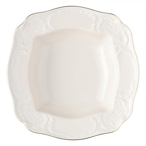 Rosenthal Selection,'Sanssouci Elfenbein Gold' Bowl middle 30 cm / 1,60 L