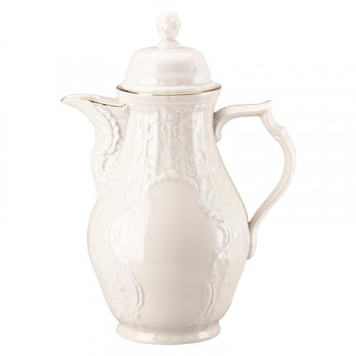 Rosenthal Selection,'Sanssouci Elfenbein Gold' Coffeepot for 6 persons,1,10 l