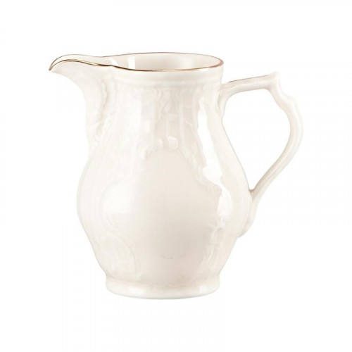 Rosenthal Selection,'Sanssouci Elfenbein Gold' Creamer for 6 persons,0,19 l