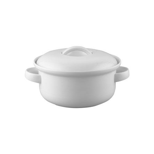 Thomas 'Trend White' Bowl with Lid 1.40 L