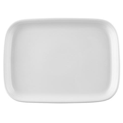Thomas 'Trend White' Platter 33 x 24.5 cm