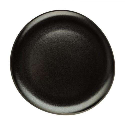 Rosenthal Junto Slate Grey - Steinzeug Plate flat 22 cm