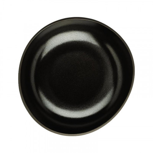 Rosenthal Junto Slate Grey - Steinzeug Plate deep 17 cm