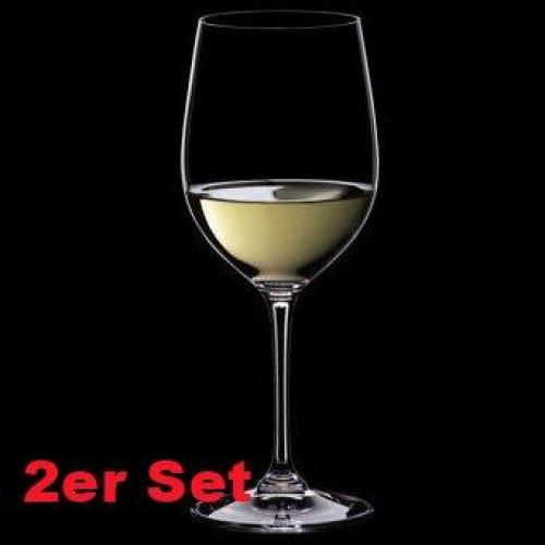 Riedel Glasses 'Vinum' Chablis (Chardonnay) 2 pcs Set 19.8 cm