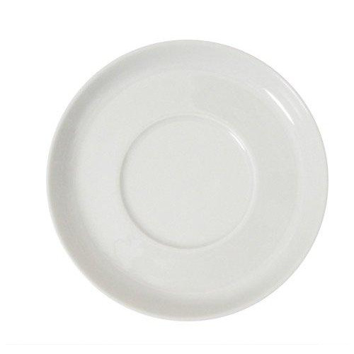 Arzberg 'Cucina White' Saucer for Coffee,Mug with Handle 15 cm