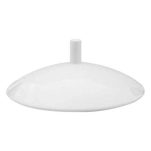 Thomas 'Loft White' Cover for Bowl 23 (Porcelain Knob) 23 cm