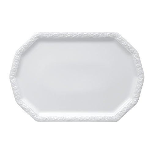Rosenthal Tradition Maria white fish plate 32 cm