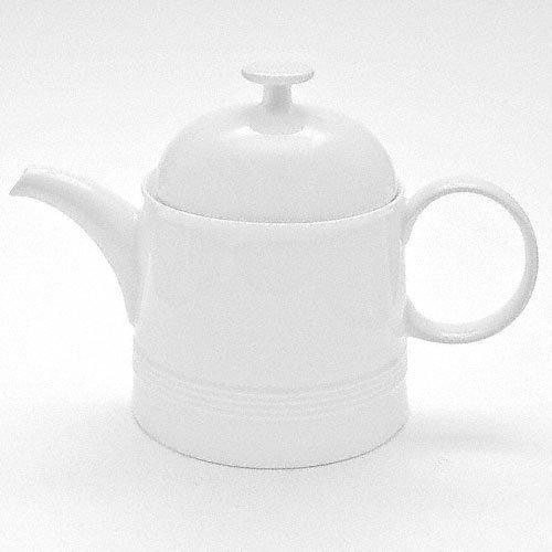 Friesland 'Jeverland White' Tea Pot 0.9 L