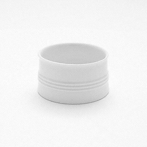 Friesland 'Jeverland White' Sugar Bowl 2 8 cm
