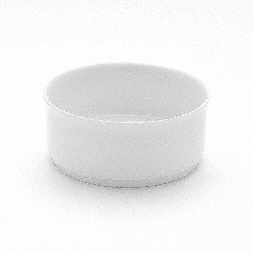 Friesland 'Jeverland White' Dessert Bowl,Stackable 12 cm