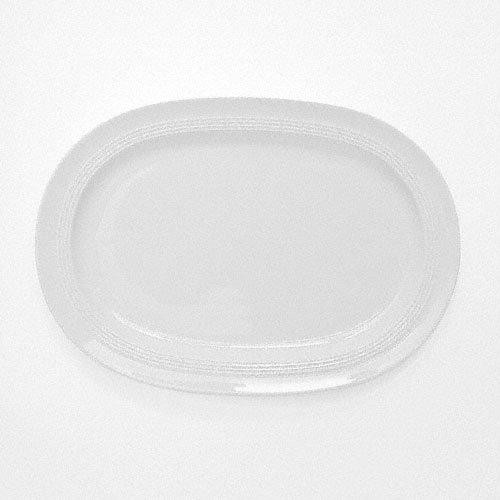 Friesland 'Jeverland White' Platter 4,Oval 32 cm